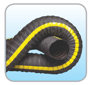 Neoprene Coated Ducting